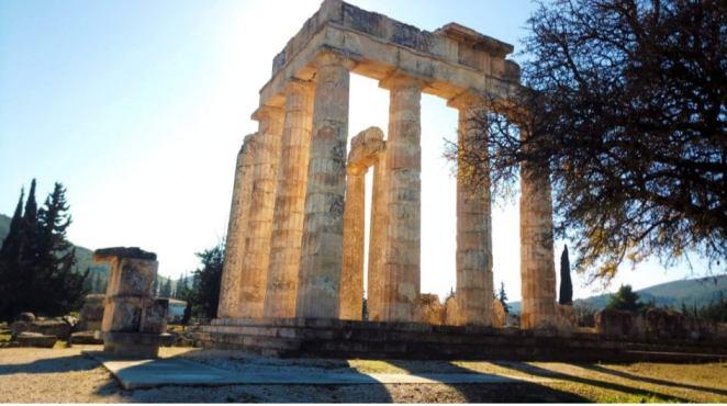 Αρχαιολογικοί χώροι & μνημεία (Image)