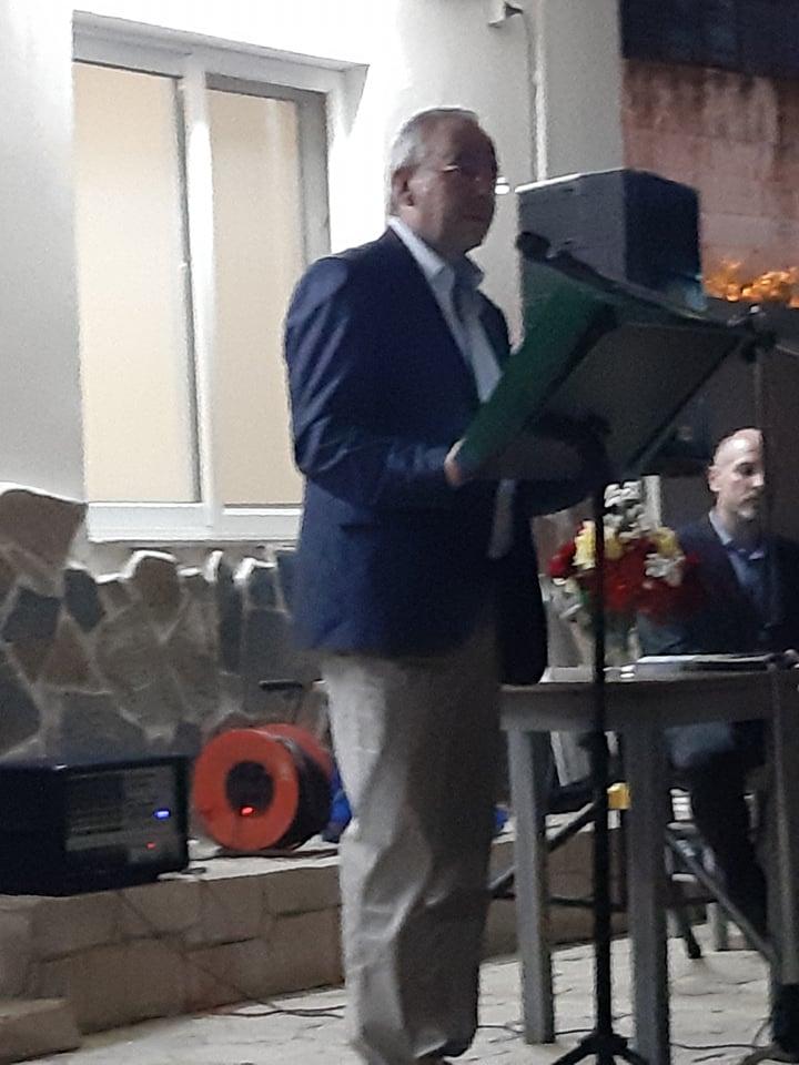 Ομιλία στο Τ.Δ. Πετρίου 20/5/2019 (Image)